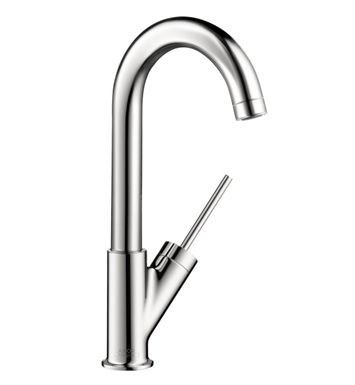 hansgrohe 10826801 axor starck bar faucet with finish steel optik. Black Bedroom Furniture Sets. Home Design Ideas