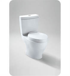 "Toto Aquia® Dual Flush Toilet with 10"" Rough-in, 1.6GPF & 0.9GPF"