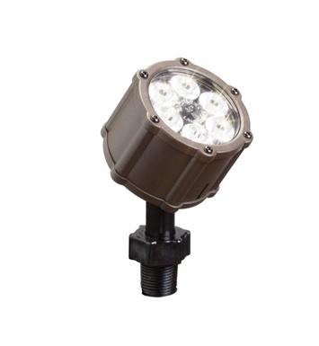 Kichler AZT Landscape LED 6 Bulb Low Voltage Accent Light