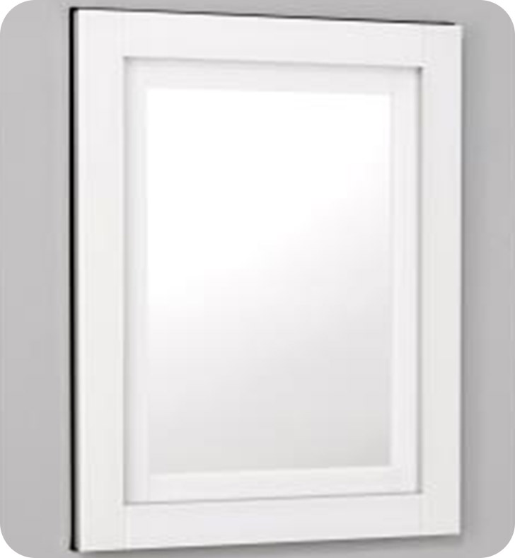 Robern fwmcd2440 candre 23 x 39 3 4 wall mirror for Mirror 34 productions