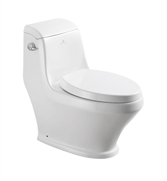 Fresca Volna One Piece Contemporary Toilet