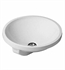 Duravit 0468400022 Undercounter Sink with Overflow - 15-3/4""