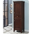 "Fairmont Designs Shaker Americana 21"" Linen Tower in Habana Cherry"