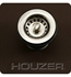 Houzer 190-4200 Basket Strainer in Stainless Steel