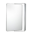 Aptations Sergena Non-Lighted Metro Pivot Wall Mirror with Chrome Frame