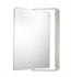 Aptations Sergena Non-Lighted Metro Pivot Wall Mirror with Brushed Nickel Frame