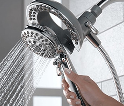 In2ition® Two-in-One Shower