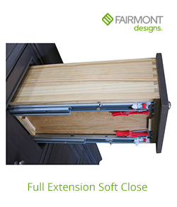 Fairmont Designs - Full Extension Soft Close