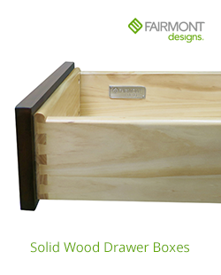 Fairmont Designs - Solid Wood Drawer Boxes