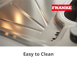 Franke Easy to clean