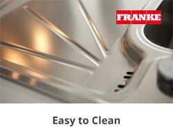 Franke Easy to Clean