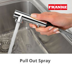 Franke Pullout Spray