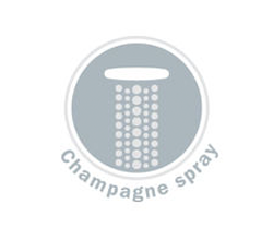 Grohe Champagne Spray