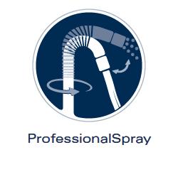 Grohe Professional Spray