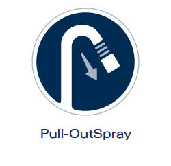 Grohe Pull-Out Spray