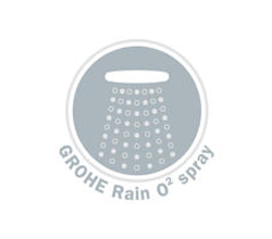 Grohe Rain O² Spray