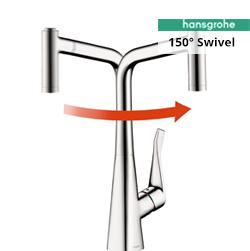 150° Swivel
