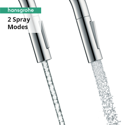 2 Spray Modes