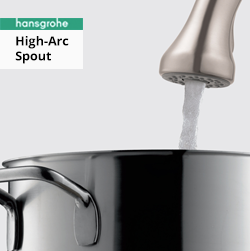 High-Arc Spout