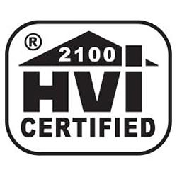 HVI-Certified