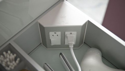 In Drawer Electrical Outlets