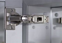 Easy-Install Hinges