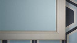 Merion Frame Profile