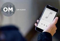 Transform a Mirror Into an Audio System