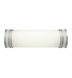 Kichler Linear Bath 18 Inch Fluorescent in White