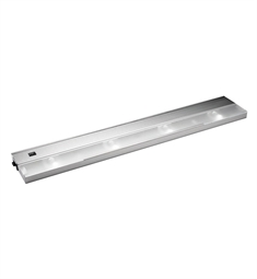 Kichler Modular 4 Light Xenon 120v-20w in Stainless Steel