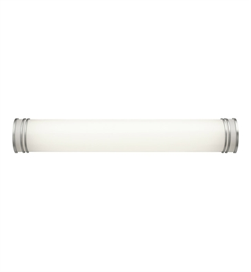 Kichler 10331WH Linear Bath 37 Inch Fluorescent in White