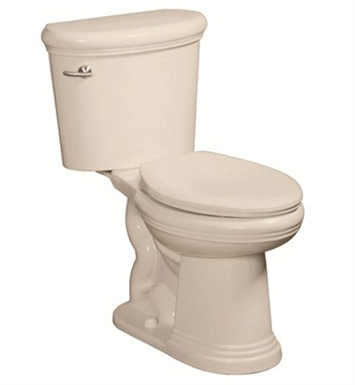 Danze DC013330BC-DC012323BC Orrington® 2 Piece High Efficiency Toilet in Biscuit