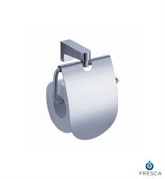 Fresca Generoso Toilet Paper Holder in Chrome