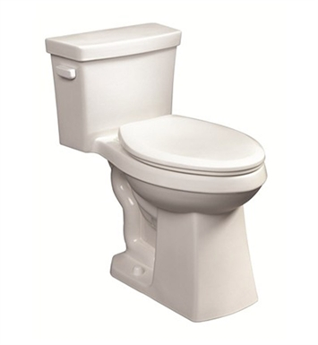 Danze DC061421WH Cobalt 1 Piece High Efficiency Toilet in White