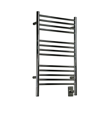 Amba CSW-20 Jeeves C-Straight Towel Warmer With Finish: White