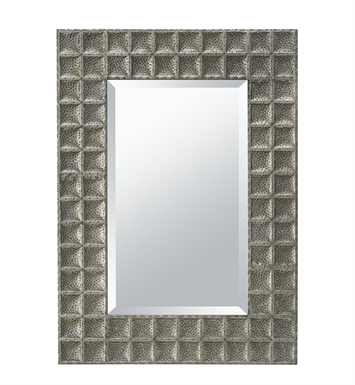 Kichler 78223AP Antique Pewter Missoula Modern Wall Mounted Mirror
