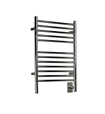 Amba Jeeves E-Straight Towel Warmer With Finish: Polished