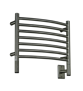 Amba HCB-20 Jeeves H-Curved Towel Warmer With Finish: Brushed