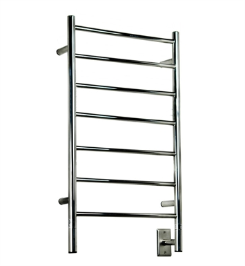 Amba FSB-20 Jeeves F-Straight Towel Warmer With Finish: Brushed