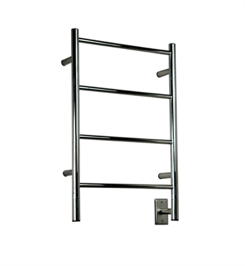 Amba ISP-20 Jeeves I-Straight Towel Warmer With Finish: Polished
