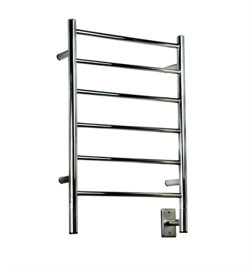 Amba JSP-20 Jeeves J-Straight Towel Warmer With Finish: Polished