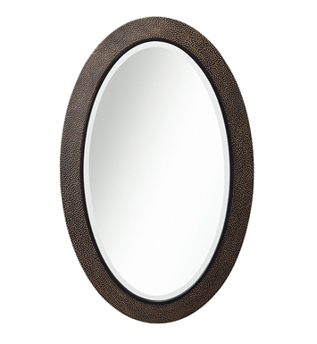Kichler 78151 Raleigh Oval Beveled Mirror