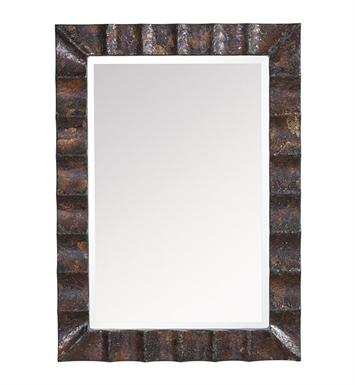 "Kichler Flicker 43.5"" Tall Rectangular Mirror"