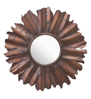 "Kichler 78177 Sunset 30.25"" Diameter Circular Mirror"
