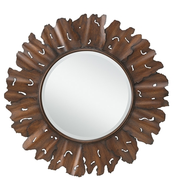 Kichler 78193 Sunset II Round Mirror