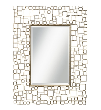 Kichler 78211 Kubica Rectangular Mirror