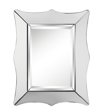 Kichler 78215 Calista Rectangular Mirror