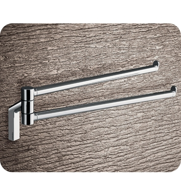 Nameeks 3523-13 Gedy Swivel Towel Bar