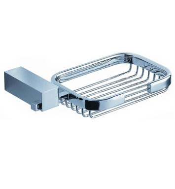 Fresca FAC0409 Ottimo Soap Basket in Chrome