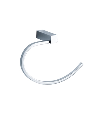 Fresca FAC0425 Ottimo Towel Ring in Chrome